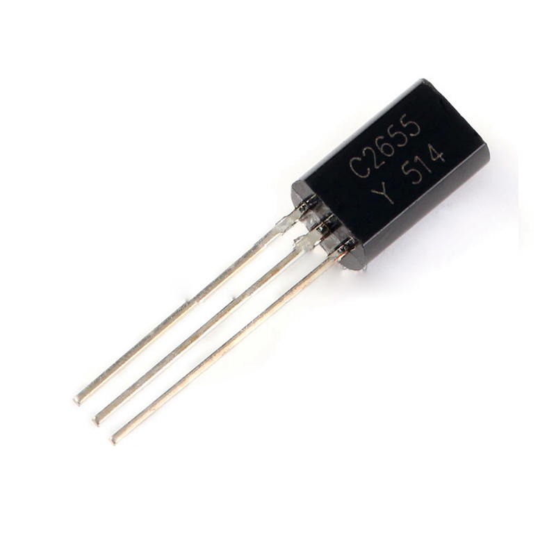 C2655 TO-92L Triode Transistor