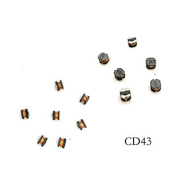 CD43 Power Inductance SMD Inductor
