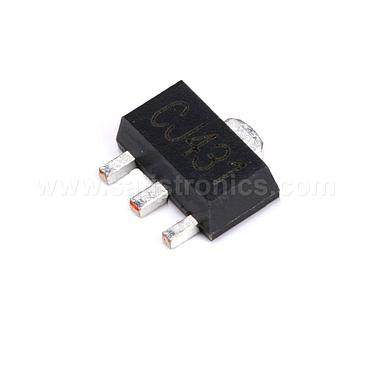 CJ431 SOT-89 0.5% Regulator Circuit Patch Transistor 100mA 5pcs
