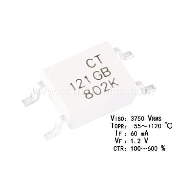 CT Micro CT121GB(T1) SOP-4 Optocouplers Compatible TLP121GB