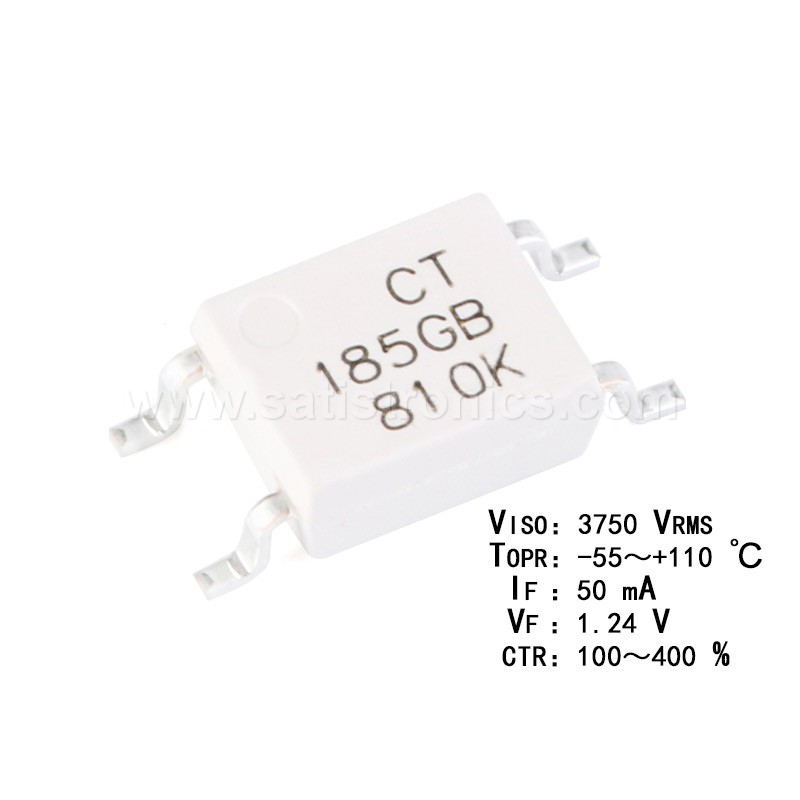 CT Micro CT185GB(T1) SOP-4 Optocouplers Compatible TLP185GB