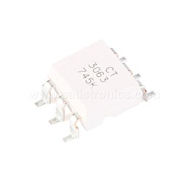 CT Micro CT3063(S)(T1) SMD-6 Optocouplers Compatible MOC3063