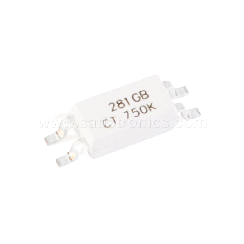 CT Micro CTH281GB(T1) SOP-4 Optocouplers Compatible TLP281GB