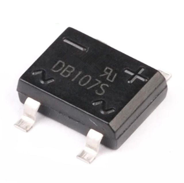 DB107 1000V/1A Rectifier Bridge