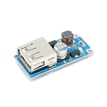 DC-DC Converter Step Up Boost Module 0.9-5V T0 5V 600MA