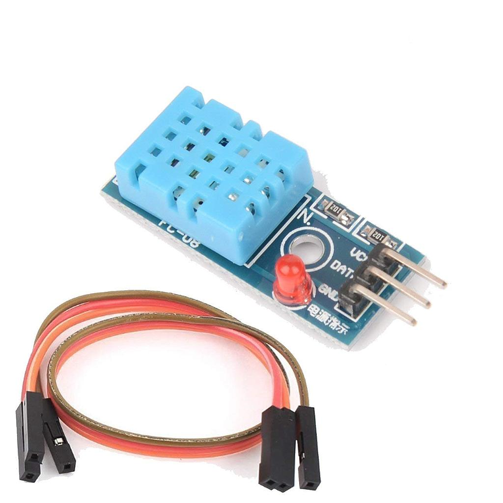 DHT11 T60 Temperature and Relative Humidity Sensor Module for Arduino