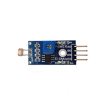 Digital Light Intensity Detection Photosensitive Sensor Module