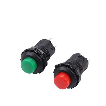 DS-425 Circular Push-Button Switch 12MM Diameter Self-lock/Self-reset