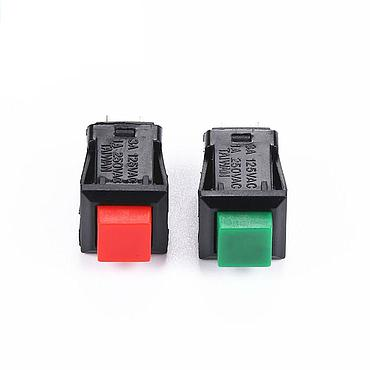 DS-429 Push-Button Switch 11.3*12.3 Hole Size Self-lock/Self-reset