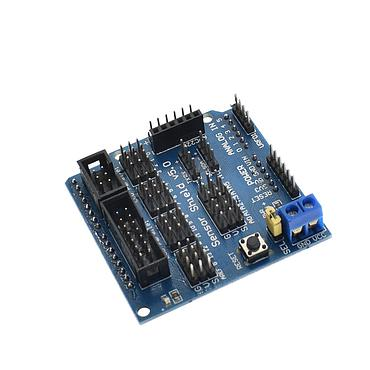 Electronic Building Blocks Robot Accessories Sensor Shield V5 Expansion Board for Arduino