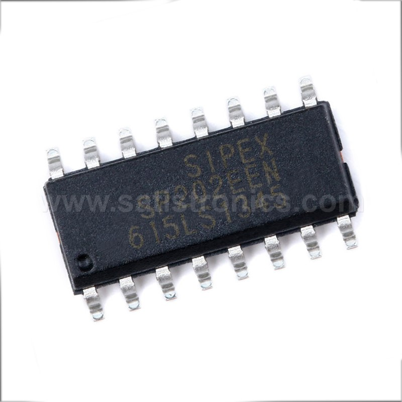 EXAR SP202EEN-L/TR Chip SOP16 SIPEX Interface IC