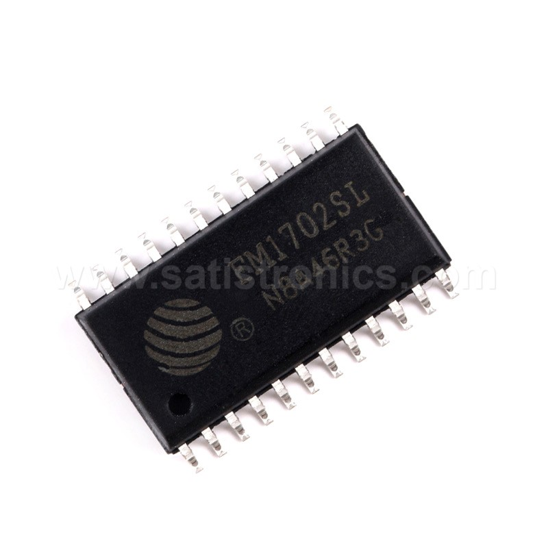 FM FM1702SL Chip The original IC SOP-24