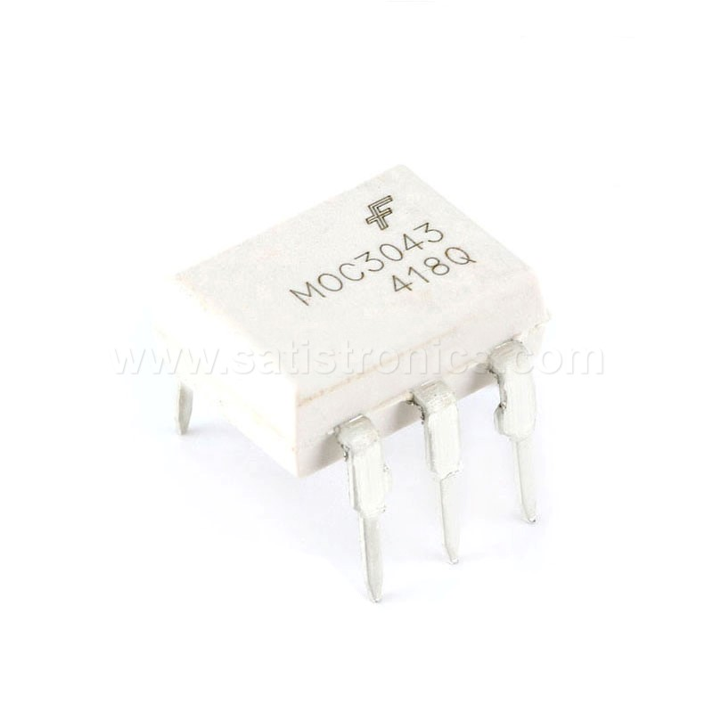 FSC MOC3043M  DIP-6 Driver Output Optocouplers