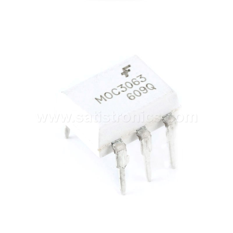 FSC MOC3063M DIP-6 Driver Output Optocouplers