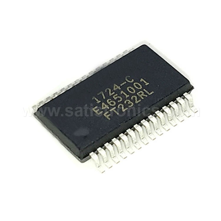 FT232RL SSOP-28 Chip Usb To RS232 Uart