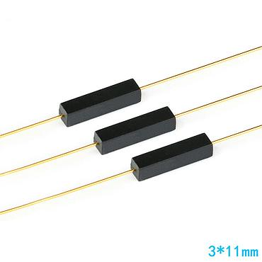 GPS-11A 3*11mm Reed Switch Sensor Normally Open