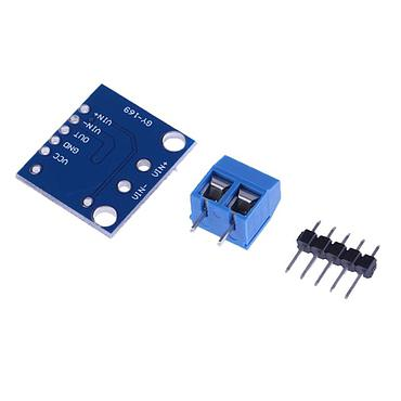 GY-169 INA169 High Precision Analog Current Sensor Module