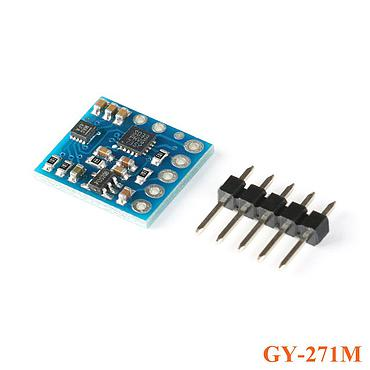 GY-271M 3-Axis Compass Magnetometer Sensor Module Replaces HMC5883L