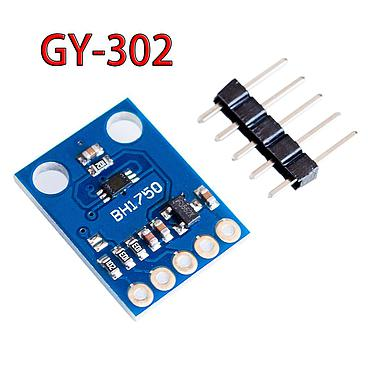 GY-30 GY-302 BH1750FVI light Intensity Illumination Module for Arduino