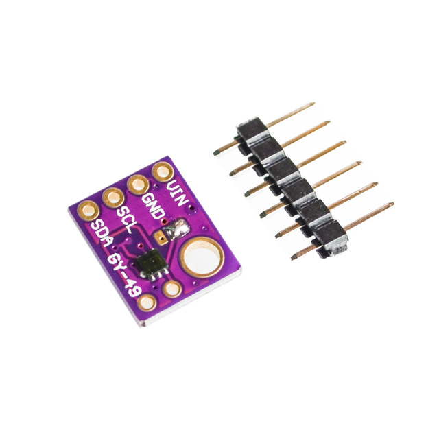 GY-49 MAX44009 Ambient Light Sensor Module for Arduino