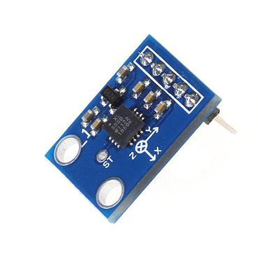 GY-61 ADXL335 3-Axis Compass Accelerometer Module for Arduino