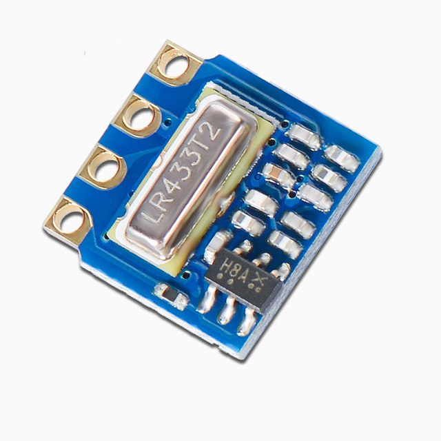H34A Wireless Transmitter Module 315MHz 433MHz