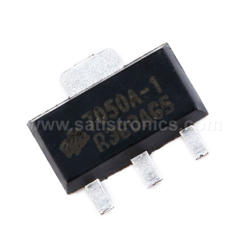 HOLTEX HT7050A-1 SOT-89 MCU Voltage Monitor ChipHOLTEX