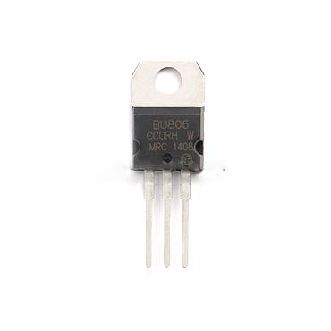 IC BU806 TO-220 Darlington Transistor NPN 8V/200V/60W