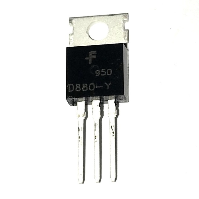 IC D880-Y TO-220 Triode Transistor NPN 3A/60V/30W