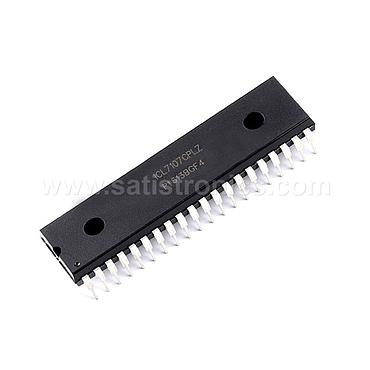 ICL7107 3+1/2 Digit LED Driver with A/D