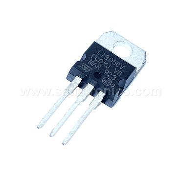 IC L7805CV TO-220 Linear Voltage Regulator