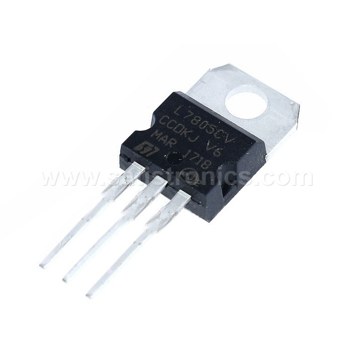 IC L7905CV TO-220 Three-terminal Liner Voltage Regulator