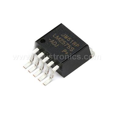 IC LM2575S-ADJ TO-263-6 Switch Voltage Regulator 1A