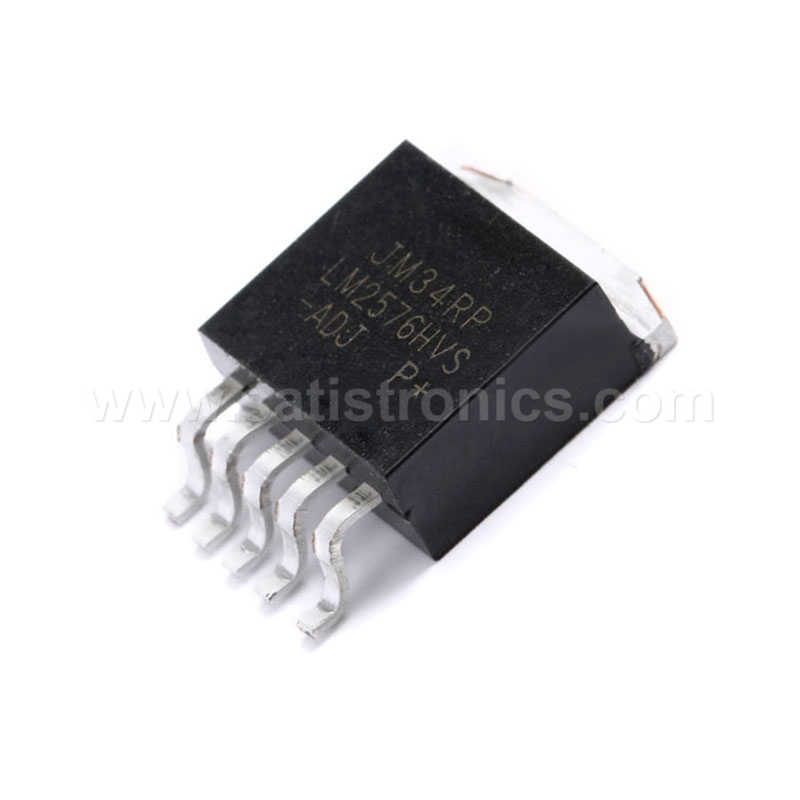 IC LM2576HVS-ADJ TO-263 Switch Voltage Regulator 3A