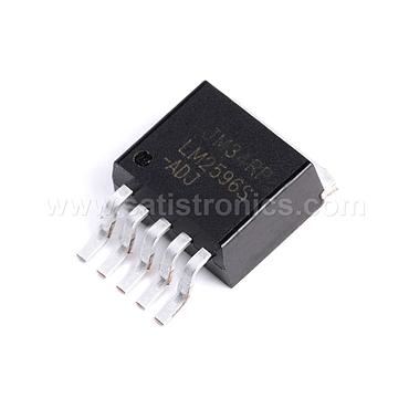 IC LM2596S-ADJ TO-263-6 Step Down Voltage Regulator