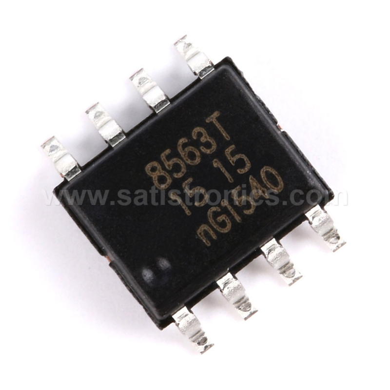 IC PCF8563 SOP-8 1.8V ~ 5.5V Real Time Clock