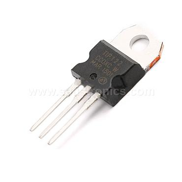 IC TIP122 TO-220 Darlington Transistor NPN