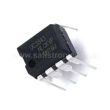 IC UC3843 KA3843  DIP-8 Current Mode PWM Controller