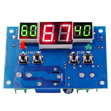 Intelligent Digital Display Temperature Controller