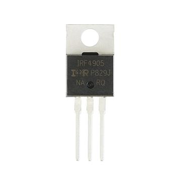 IR IRF4905PBF TO-220 MOSFET P-channel -55V -74A 20mOhm 120nC