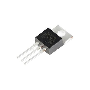 IR IRF530NPBF TO-220 MOSFET N-channel 100V/17A
