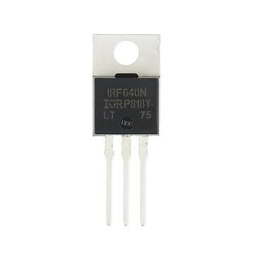 IR IRF640NPBF TO-220 MOSFET N-channel 200V 18A