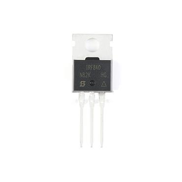 IR IRF840PBF TO-220 MOSFET 8A/400V N Channel