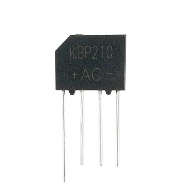 KBP210 2A/1000V SEP Rectifier Bridge