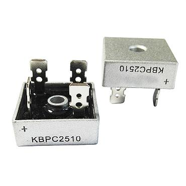 KBPC2510 25A 1000V Rectifier Bridge