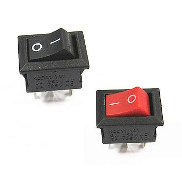 KCD11 Boat Rocker Switch 15*10MM 2 Gear 2P/3P