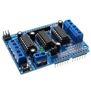 L293D Motor Control Shield Motor Drive Expansion Board for Arduino