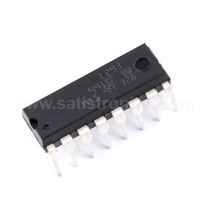 L293 Push-Pull Four-Channel Motor Driver IC DIP-16