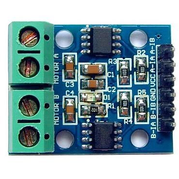 L9110S Motor Driver Board Module  DC Stepper H Bridge for Arduino