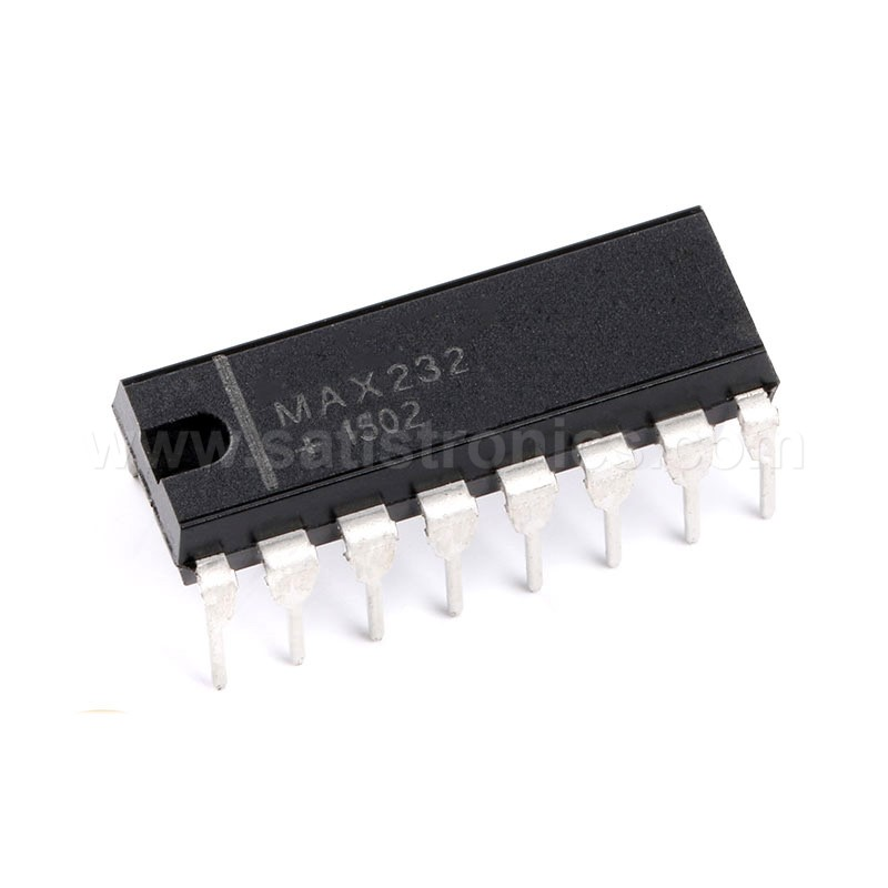 MAX232CPE MAX232EPE RS232-USB Chip Technical-grade For DIY